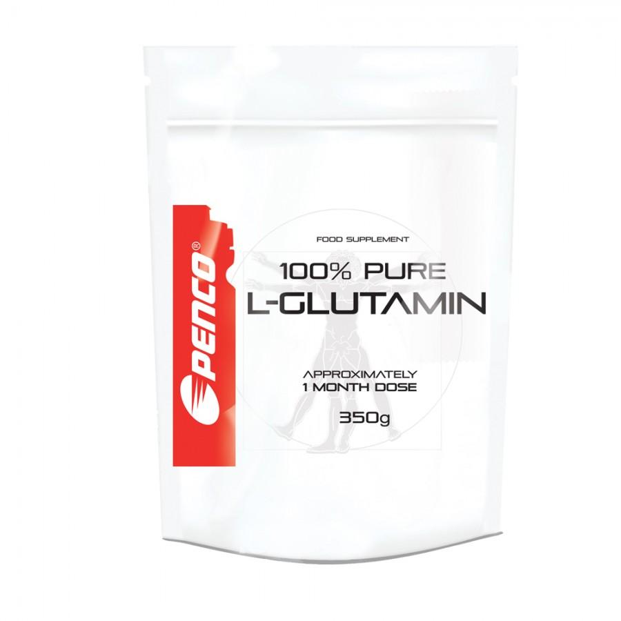 Amino acid  L-GLUTAMIN 350g   100% PURE č.1
