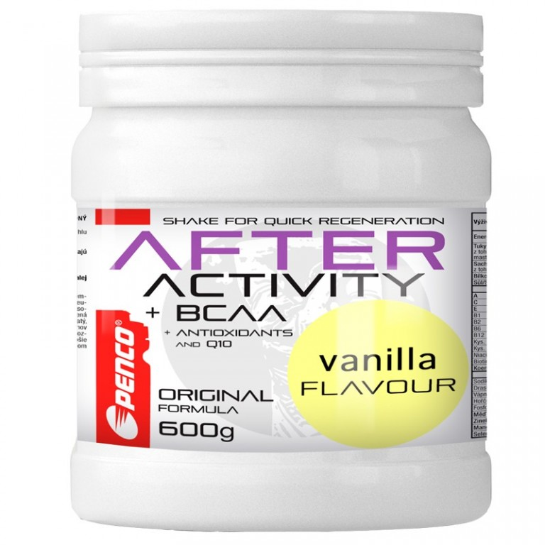 Recovery drink  AFTER ACTIVITY 600g  Vanilla