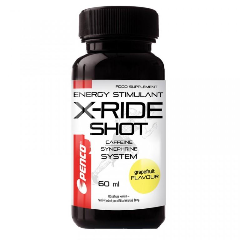 Energy stimulant   X-RIDE SHOT 60ml   Grapefruit