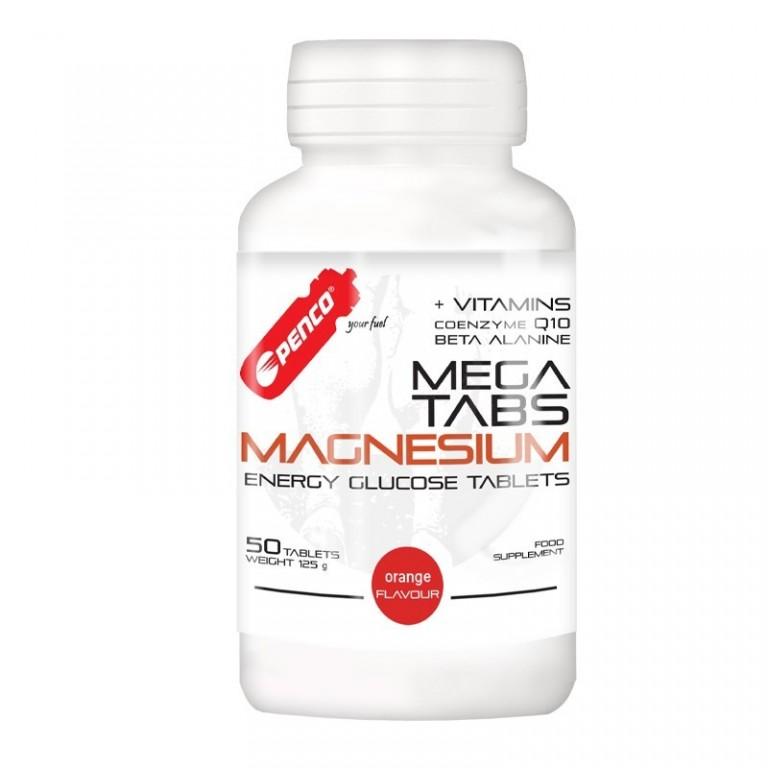 Magnesium  MEGA TABS MAGNESIUM  50 chewable tablets
