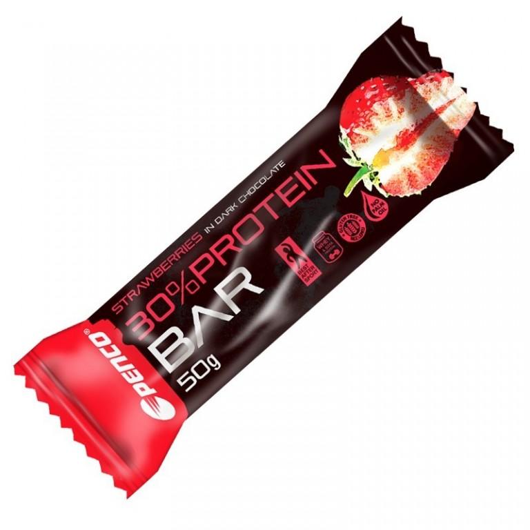 Protein bar   PROTEIN BAR 50g   Strawberry in Dark Chocolate