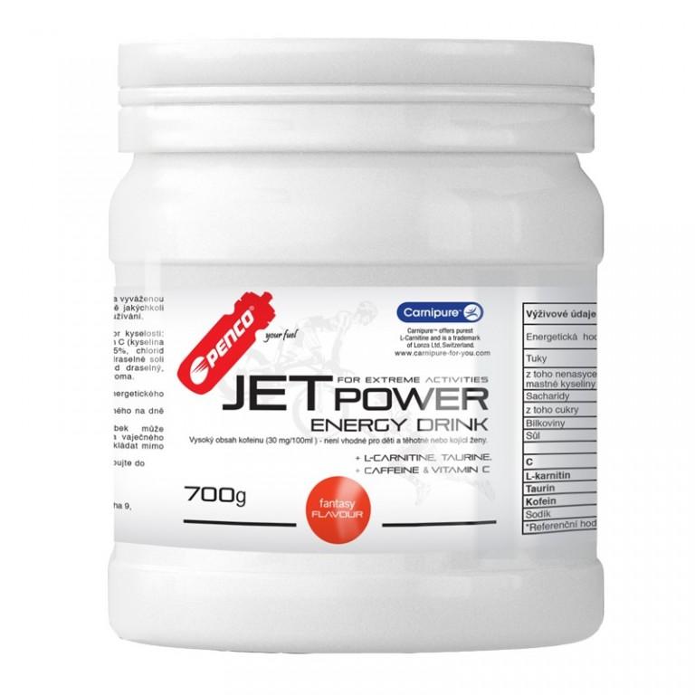 Energy drink  JET POWER 700g