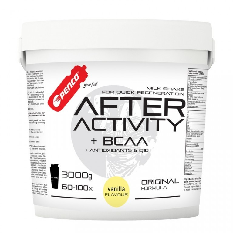 Recovery drink   AFTER ACTIVITY 1500g   Vanilla