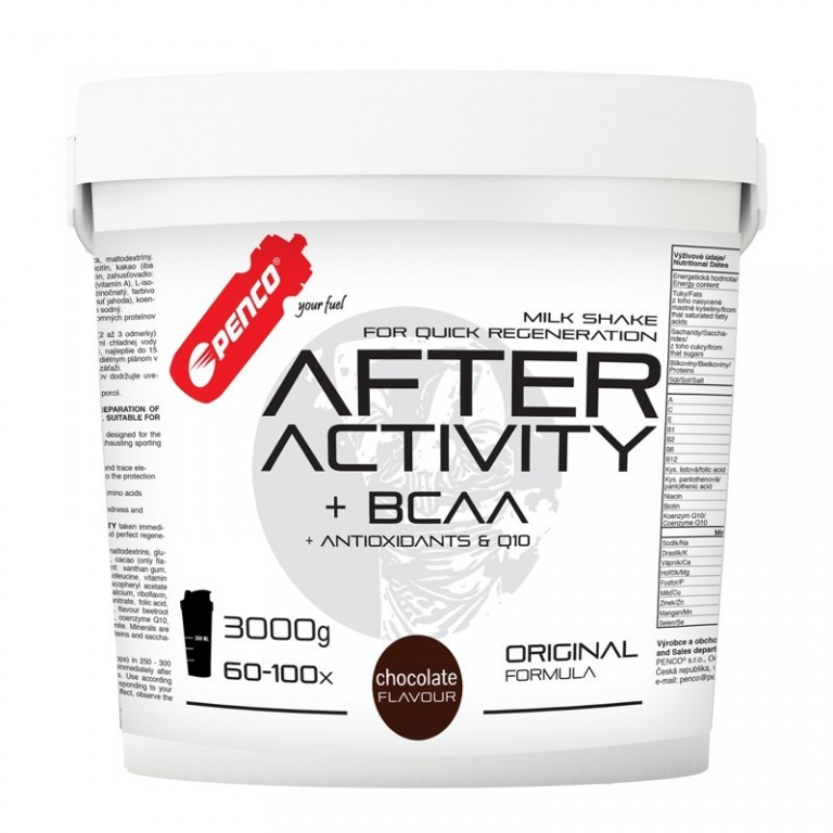 Recovery drink   AFTER ACTIVITY 1500g   Chocolate