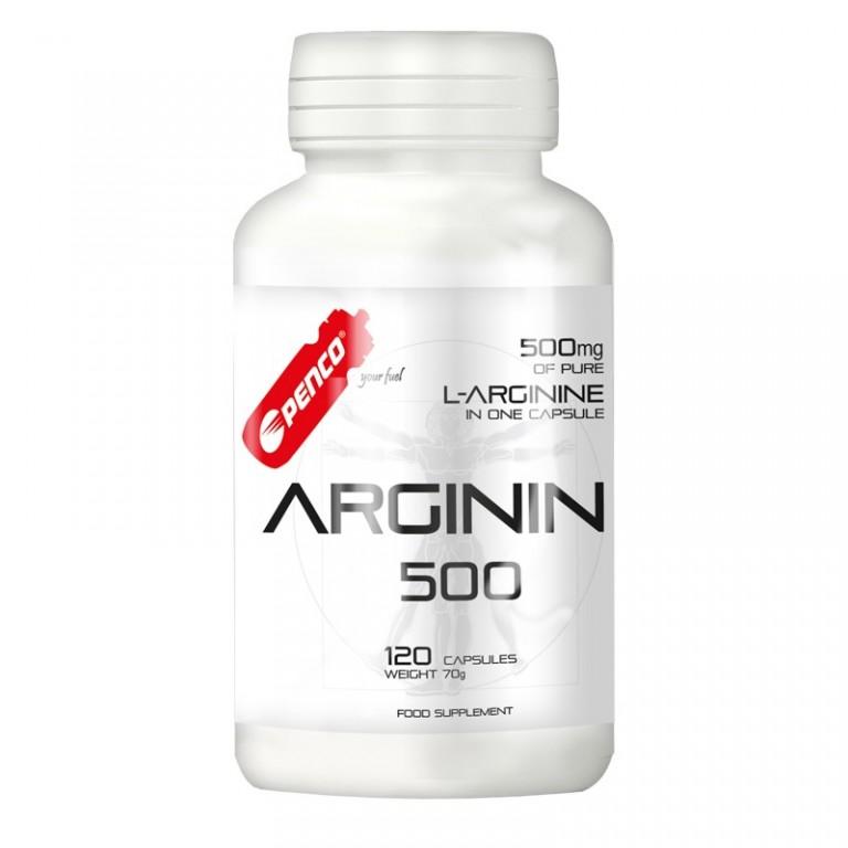 Aminoacid  L-ARGININ 120 capsules