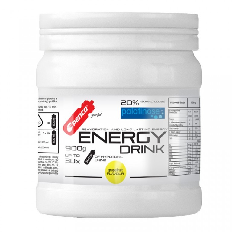 Electrolyte drink  ENERGY DRINK 900g  Grapefruit