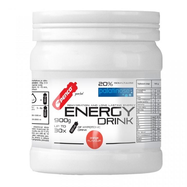 Electrolyte drink  ENERGY DRINK 900g  Orange