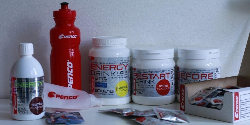 DÁMY NA KOLE: Test: Penco Energy gel, soft flask a další parťáci do boje