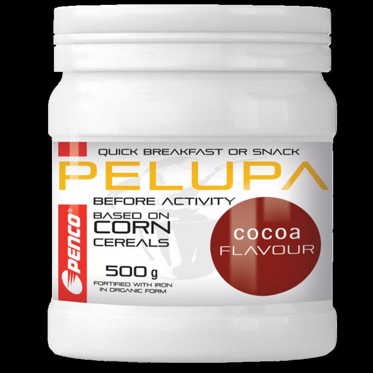 Gluten free energy porridge  PELUPA 500g  Cocoa