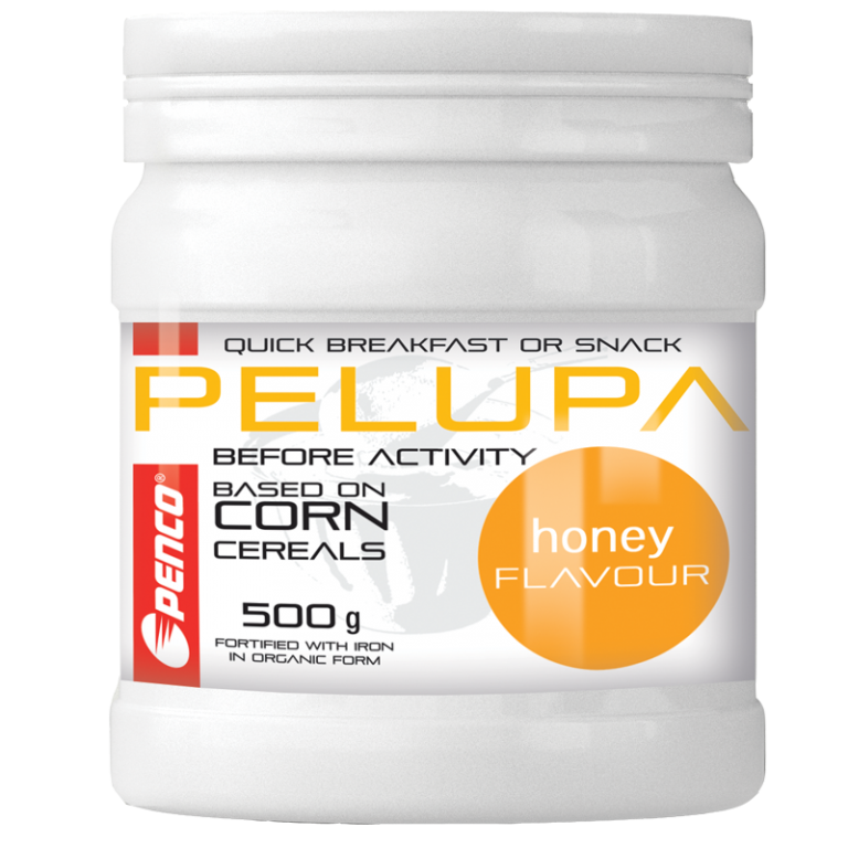 Gluten free energy porridge  PELUPA 500g  Honey č.1