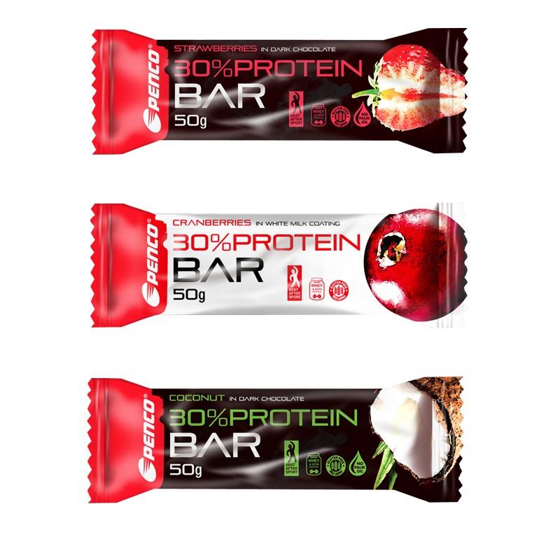Protein bar   PROTEIN BAR 50g   Cranberry č.3