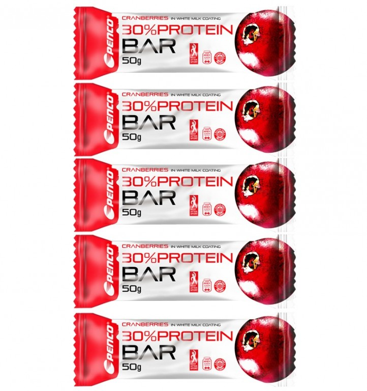 Protein bar   PROTEIN BAR 50g   Cranberry č.4