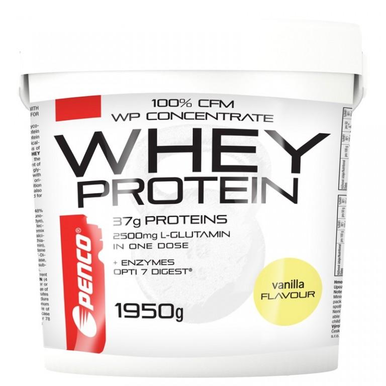 Protein powder  WHEY PROTEIN 1950g   Vanilla