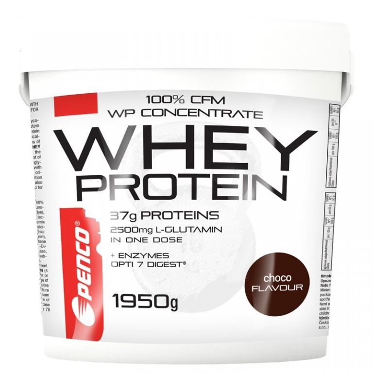 Protein powder  WHEY PROTEIN 1950g   Chocolate