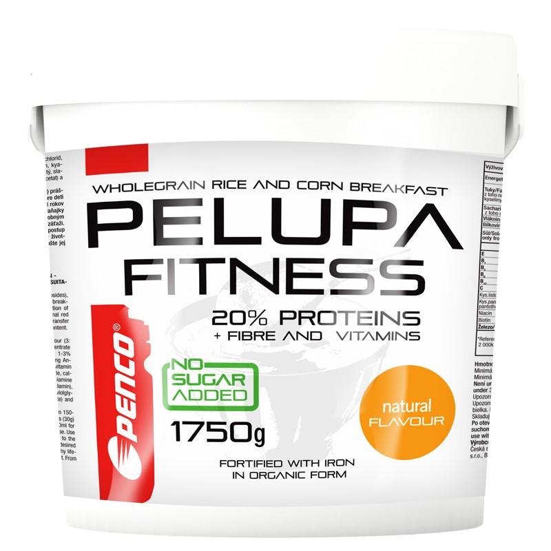 Gluten free porridge  PELUPA FITNESS 1750g  Natural č.1