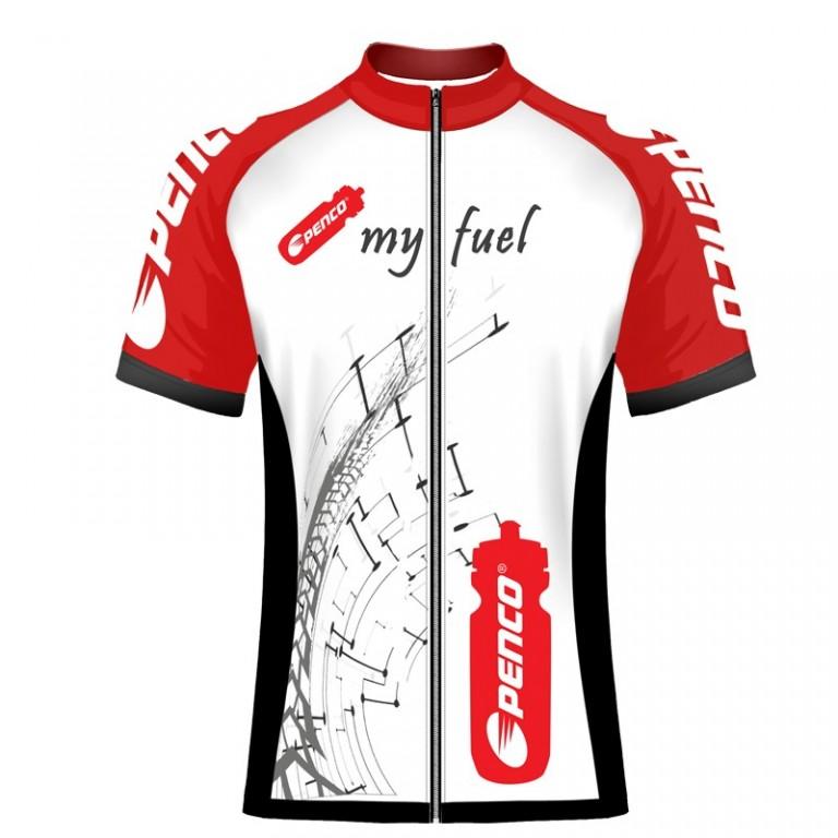 PENCO Cyklodres Stelvio Race č.1