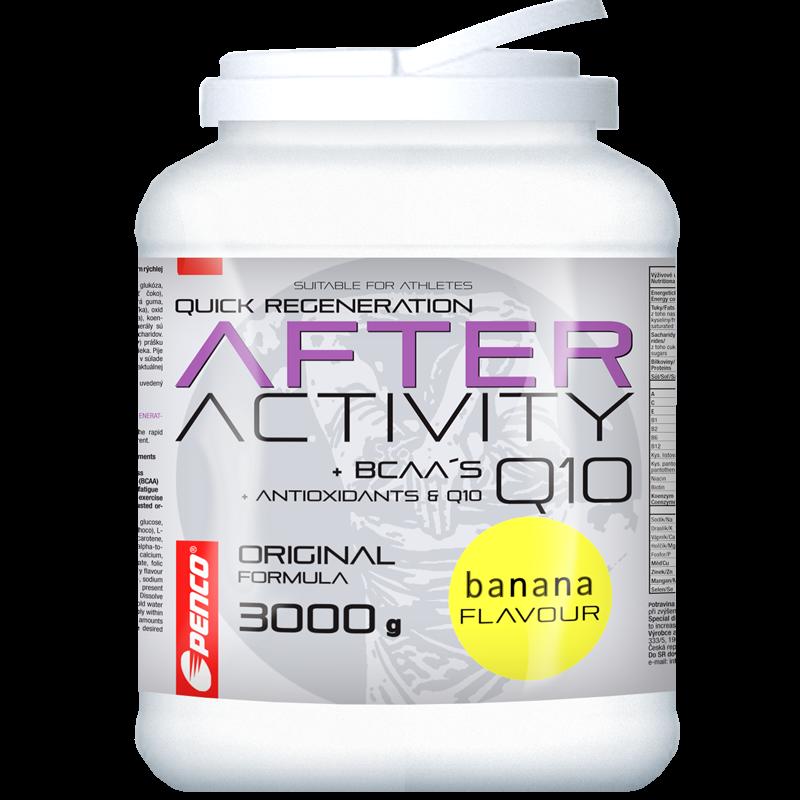 Regenerační nápoj   AFTER ACTIVITY 600g   Banán č.3