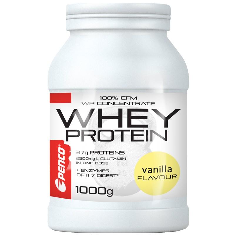 Proteinový nápoj  WHEY PROTEIN  Vanilka č.1