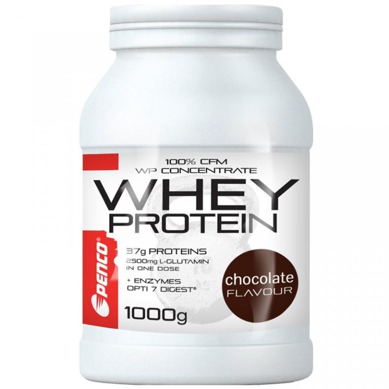 Proteinový nápoj  WHEY PROTEIN  Čoko