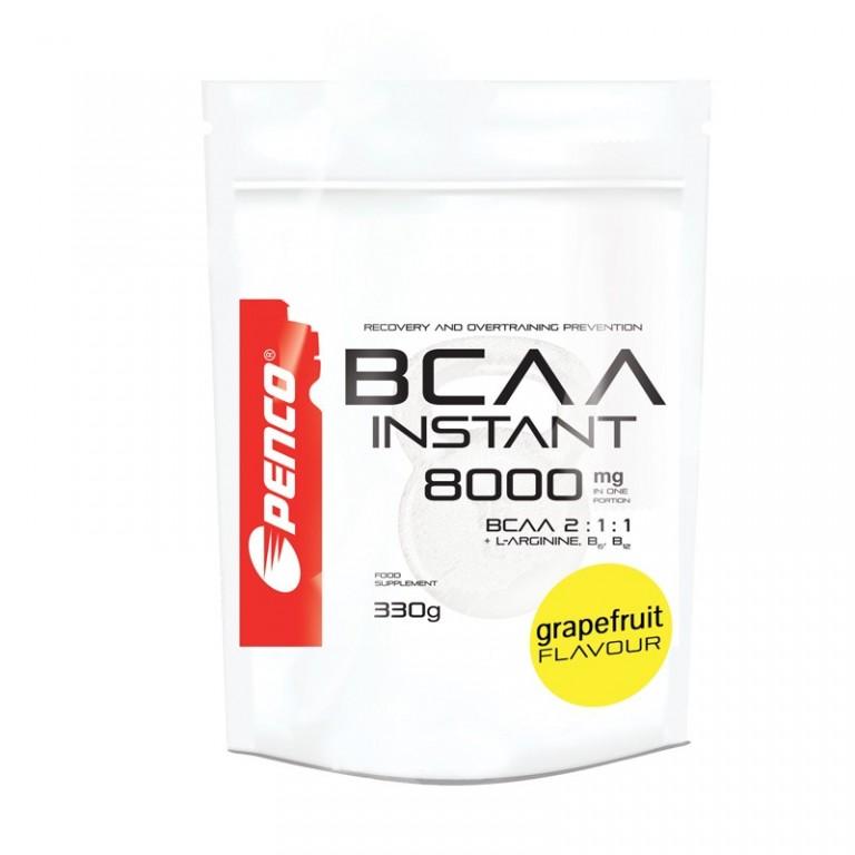 Aminokyseliny  BCAA INSTANT 8000  Grep, 330g