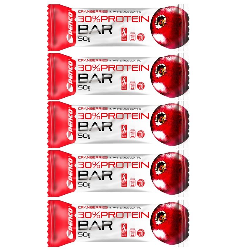 Proteinová tyčinka   PROTEIN BAR 50g   Brusinka č.4