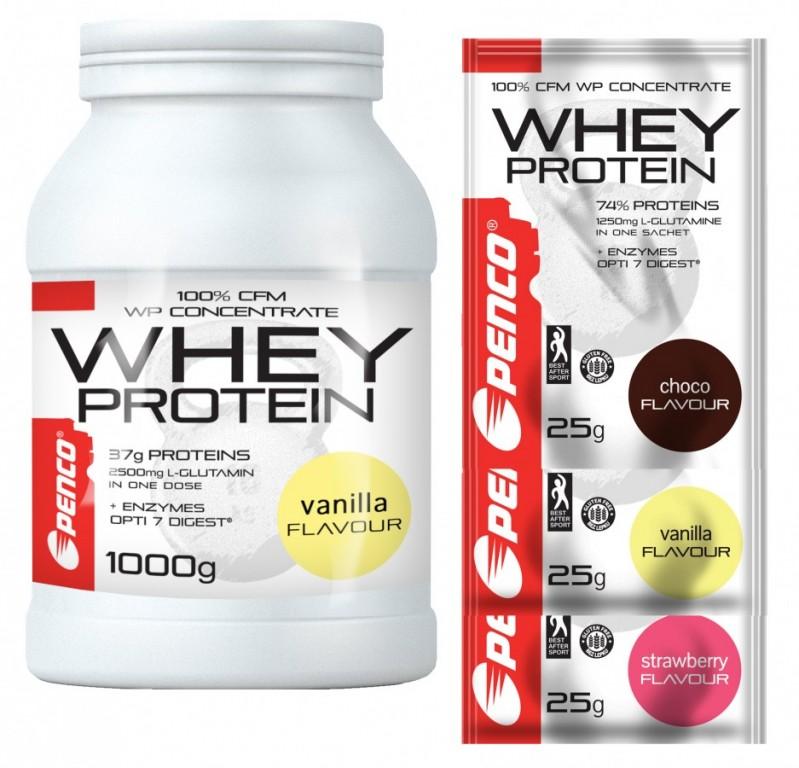 AKCE Proteinový nápoj  WHEY PROTEIN  Vanilka