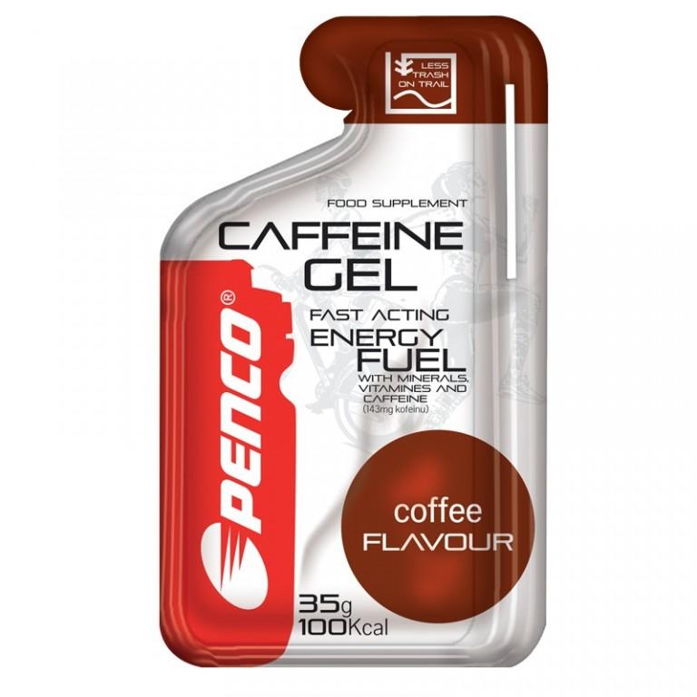 Energetický gel  Penco CAFFEINE GEL 35g   Káva