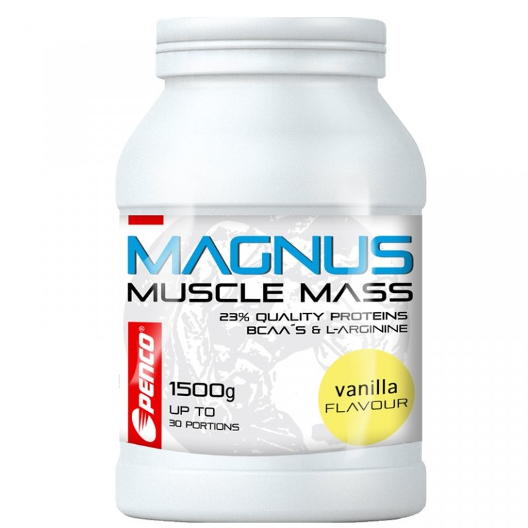 Gainer  MAGNUS   Vanilka č.1