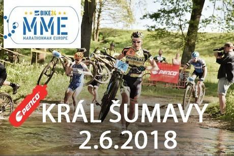 25. ROČNÍK KRÁL ŠUMAVY MTB 2018