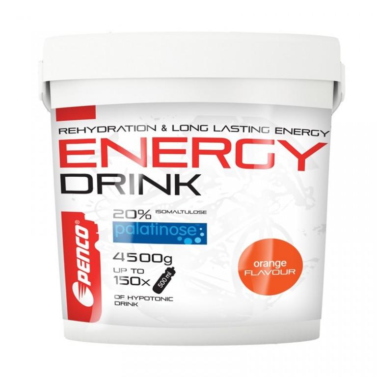Iontový nápoj  ENERGY DRINK 4500g  Pomeranč