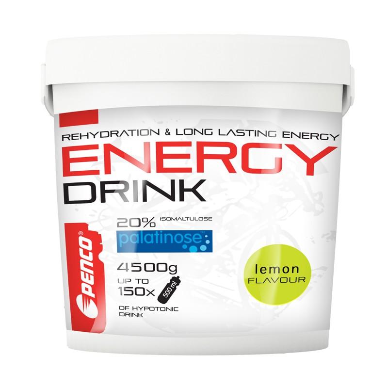 Iontový nápoj  ENERGY DRINK 4500g  Citron č.1
