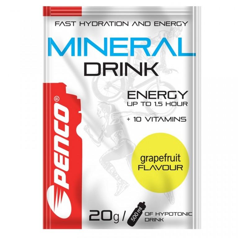 Iontový nápoj  MINERAL DRINK 20g  Grapefruit