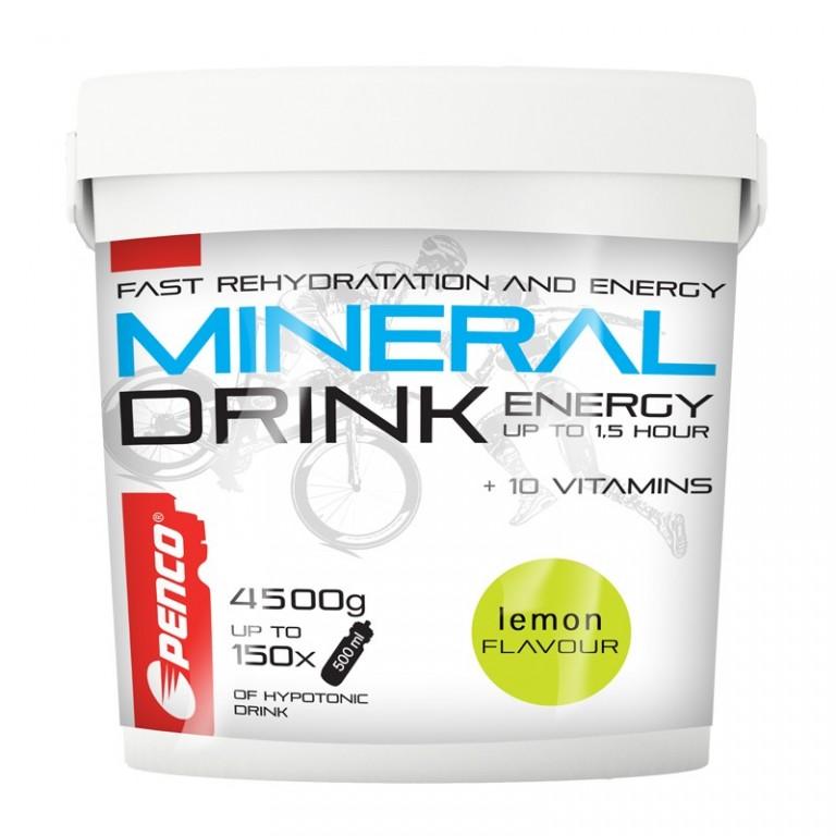 Iontový nápoj  MINERAL DRINK   Citron č.2