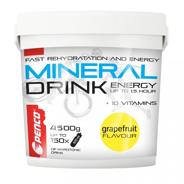 Iontový nápoj  MINERAL DRINK  Grapefruit č.2