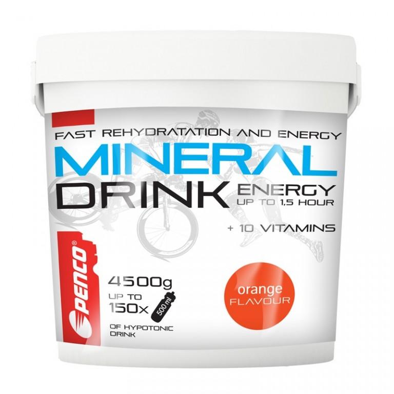 Iontový nápoj  MINERAL DRINK  Pomeranč č.2