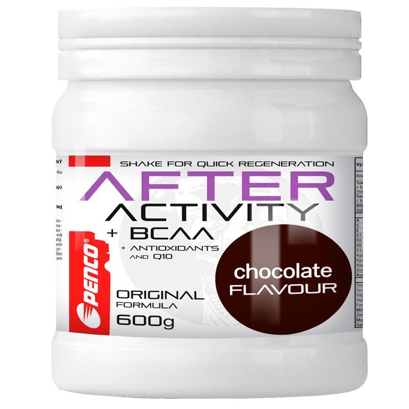 Regenerační nápoj   AFTER ACTIVITY 600g   Čokoláda č.1