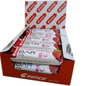 Energetická tyčinka  SPORT ENERGY BAR   Lesní plody v jogurtu č.2