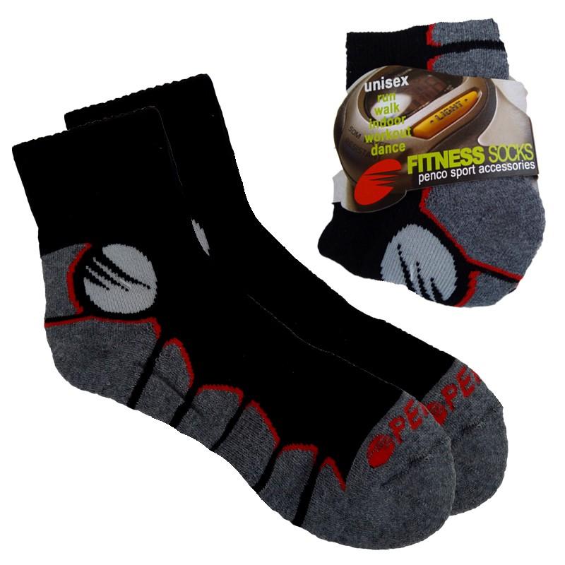 Sportovní ponožky   Penco Fitness socks   vel.38-42 č.1