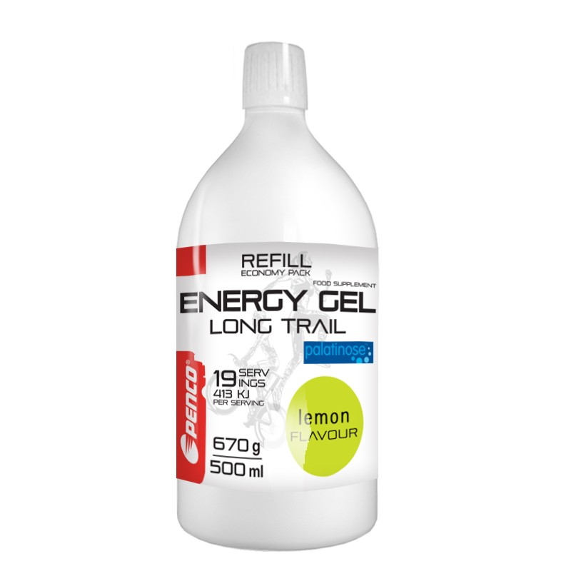 Energetický gel   LONG TRAIL REFILL   Citron č.1