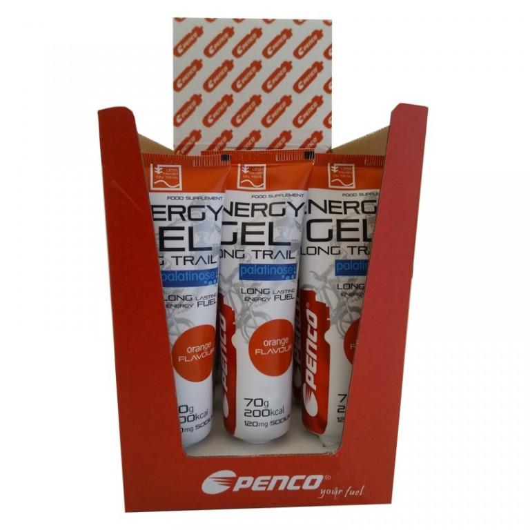Energetický gel   LONG TRAIL TUBA 70g   Pomeranč č.2
