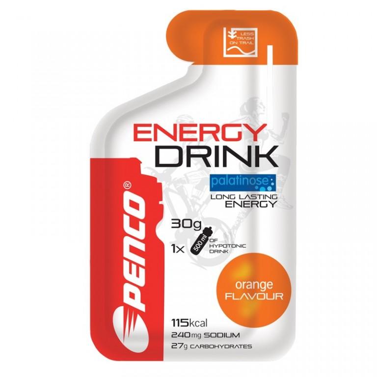 Iontový nápoj  ENERGY DRINK 30g  Pomeranč