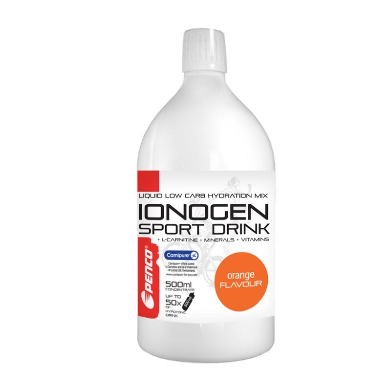 Iontový nápoj  IONOGEN 500ml  Různé příchutě č.4