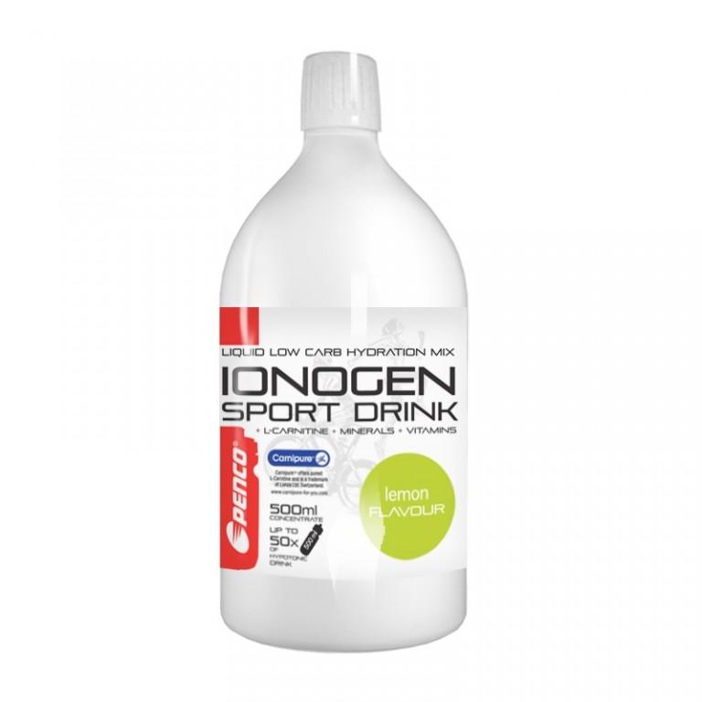 Iontový nápoj  IONOGEN 500ml  Různé příchutě č.3
