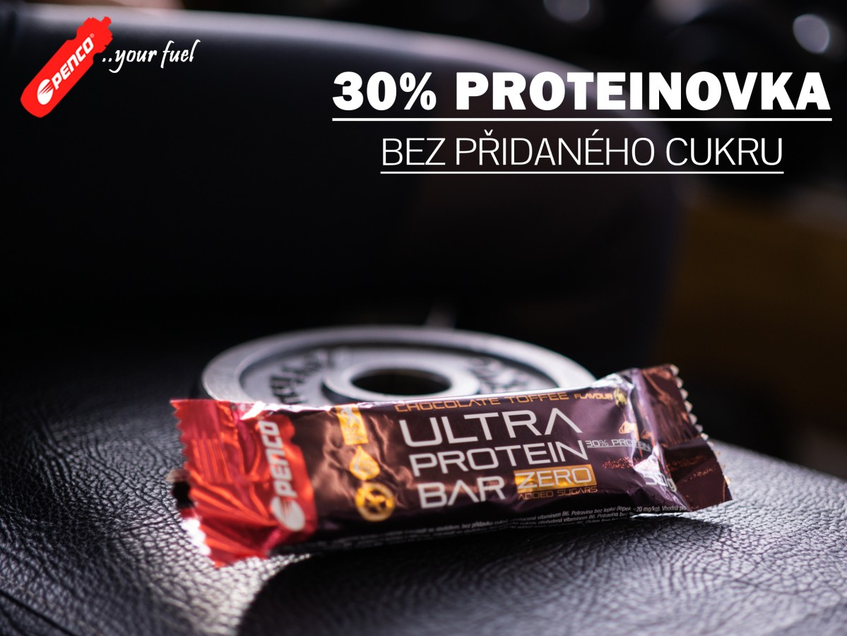 ULTRA PROTEIN BAR TOFFEE