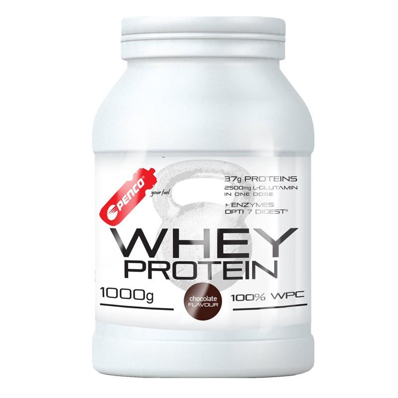 Proteinový nápoj  WHEY PROTEIN  Čokoláda č.1