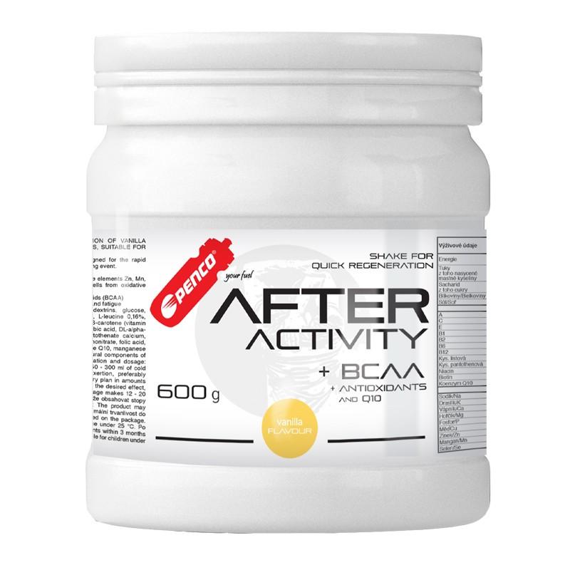 Regenerační nápoj   AFTER ACTIVITY   Vanilka č.2