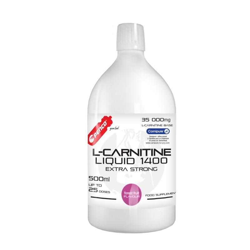 Spalovač tuků   L- KARNITIN LIQUID   Lesní plody č.1