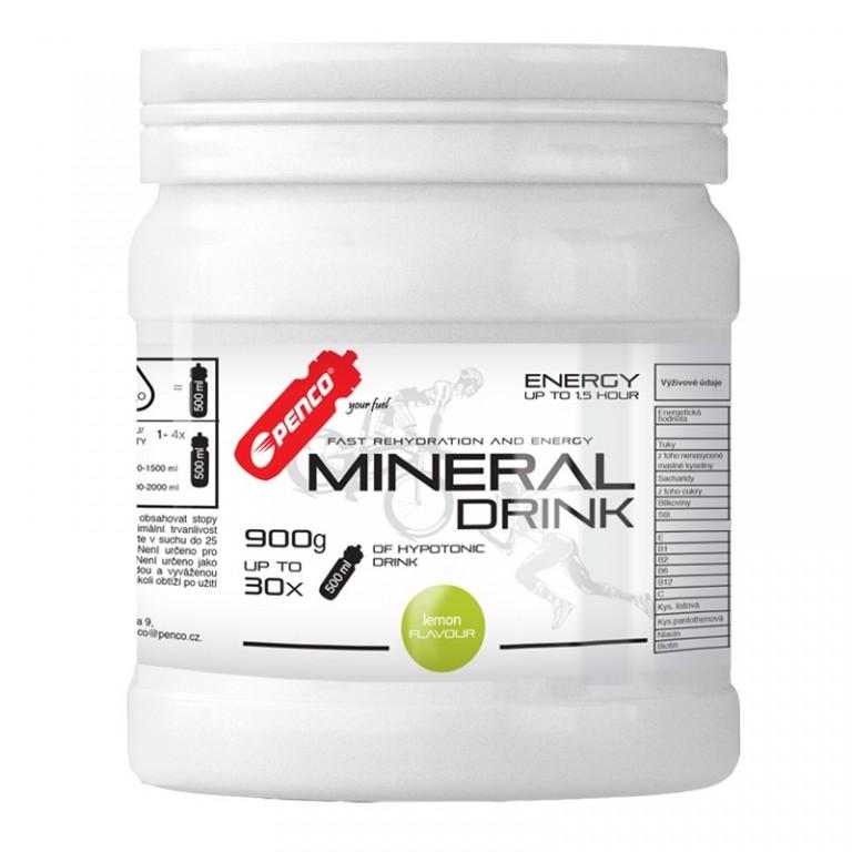 Iontový nápoj  MINERAL DRINK   Citron