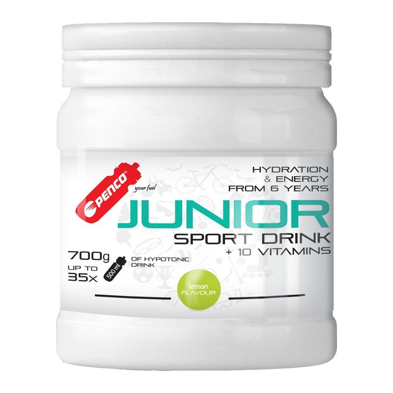 Iontový nápoj pro děti   JUNIOR SPORT DRINK 700g   Citron č.1