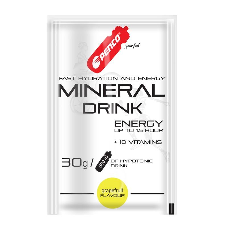 Iontový nápoj  MINERAL DRINK 30g  Grapefruit č.1